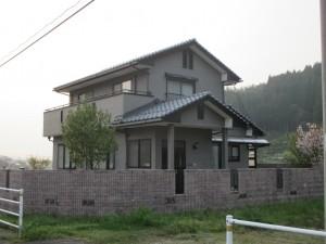 大田市内 N様邸塗装