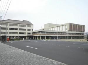 大田市民会館 改修工事